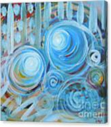Changing Energies Canvas Print