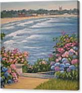 Chanler Garden Canvas Print
