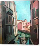 Channel Canvas Print