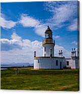 Chanonry Point Lighthouse Canvas Print