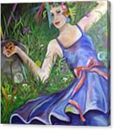 Chanterella Canvas Print