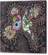Chaos Faerie Canvas Print