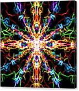 Chaos Star Canvas Print