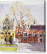 Chapel And Hall  Lincoln's Inn Canvas Print