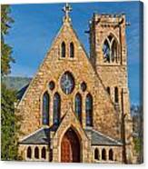 Chapel At Uva Canvas Print