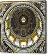 Chapel Dome Canvas Print