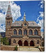 Chapel Hall Canvas Print