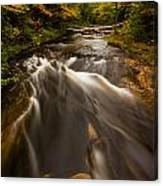 Chapel River Canvas Print