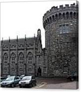 Chapel Royal And Record Tower - Dublin Castle Canvas Print