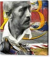 Chapman Tribute Canvas Print