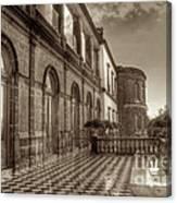Chapultepec Castle Canvas Print