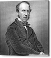 Charles Canning (1812-1862) Canvas Print