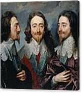 Charles I Canvas Print