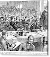 Charles Jules Guiteau (1840?-1882) Canvas Print