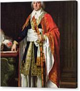 Charles Louis Francois Letourneur 1751-1817 1796 Oil On Canvas Canvas Print
