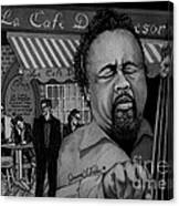 Jazz Charles Mingus Jr Canvas Print