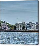 Charleston Banner Canvas Print