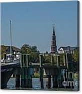 Charleston Charm Canvas Print