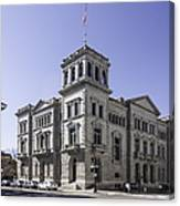 Charleston Post Office And Courthouse Canvas Print
