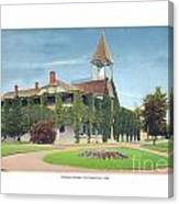 Charlevoix Michigan - The Chicago Club - 1908 Canvas Print