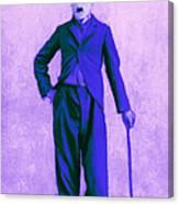 Charlie Chaplin The Tramp 20130216m60 Canvas Print