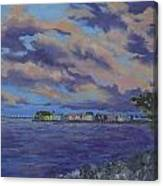Charlotte Harbor Sunset Canvas Print