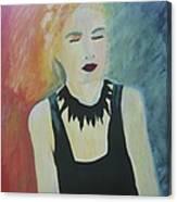 Charlotte Canvas Print