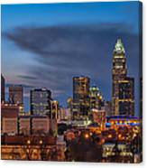 Charlotte North Carolina Canvas Print