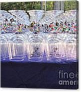 Charmed Glasses Canvas Print