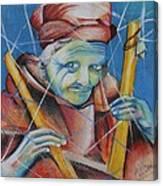 Charmer Canvas Print