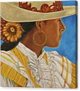 Charra Bonita Canvas Print