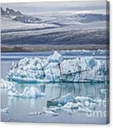 Chasing Ice Canvas Print