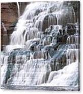 Chasing Waterfalls Canvas Print