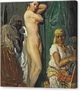 Chasseriau, Th�odore 1819-1856. The Canvas Print