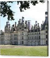 Chateau Chambord - France Canvas Print