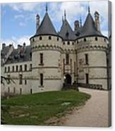 Chateau Chaumont Steeples Canvas Print