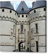 Chateau De Chaumont - France Canvas Print