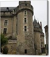 Chateau De Langeais - France Canvas Print