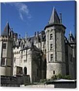 Chateau De Saumur Canvas Print