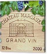 Chateau Margaux Canvas Print