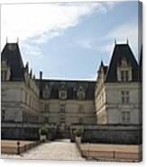 Chateau Villandry Canvas Print