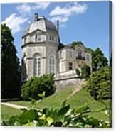 Chateauneuf-sur-loire Canvas Print