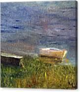 Chatham Rowboats Canvas Print