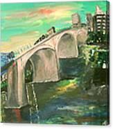 Chattanooga Canvas Print