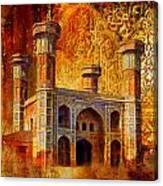Chauburji Gate Canvas Print