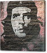Che Guevara Wall Art In China Canvas Print