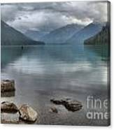 Cheakamus Lake - Squamish British Columbia Canvas Print