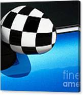 Checkered Finish Canvas Print