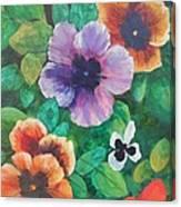 Cheerful # 050 Canvas Print