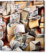 Cheese Shop Canvas Print